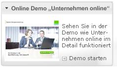 unternehmen-online online demo
